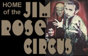 Home of the Official Jim Rose Circus Pages