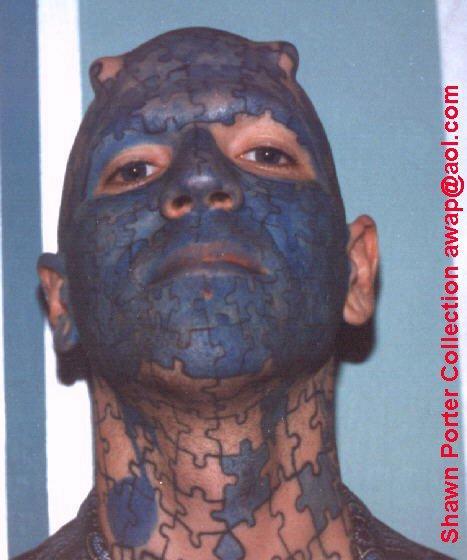 duivel hoorntjes tattoo